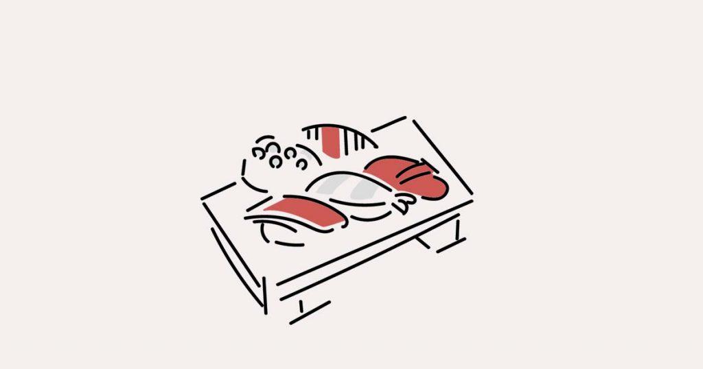 美味い寿司が食いたい